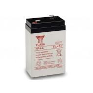 Batterie Yuasa 6V / 4Ah NP4-6