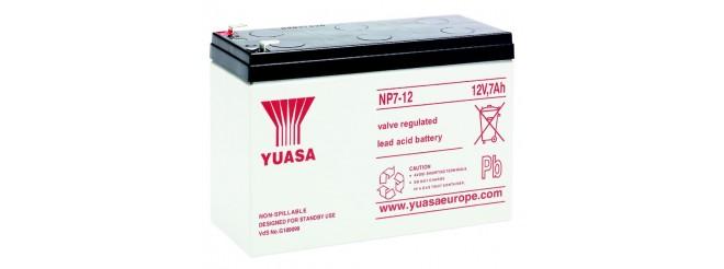 Batterie Alarme